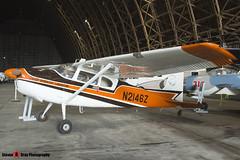N2146Z - 18051246 - Cessna 180F Skywagon - Tillamook Air Museum - Tillamook, Oregon - 131025 - Steven Gray - IMG_8024