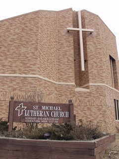 St, Michael's Lutheran Church, Bloomington, MN.