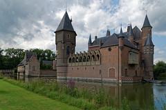 Pays Bas - Châteaux et fortifications