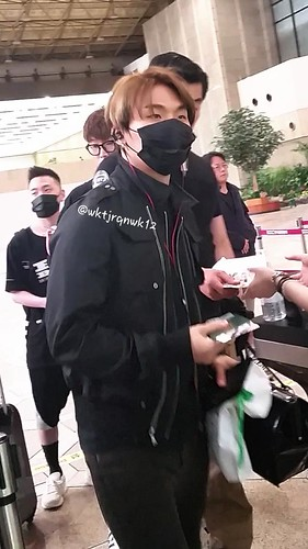 Big Bang - Gimpo Airport - 05jun2015 - Dae Sung - wktjrqnwk12 - 02