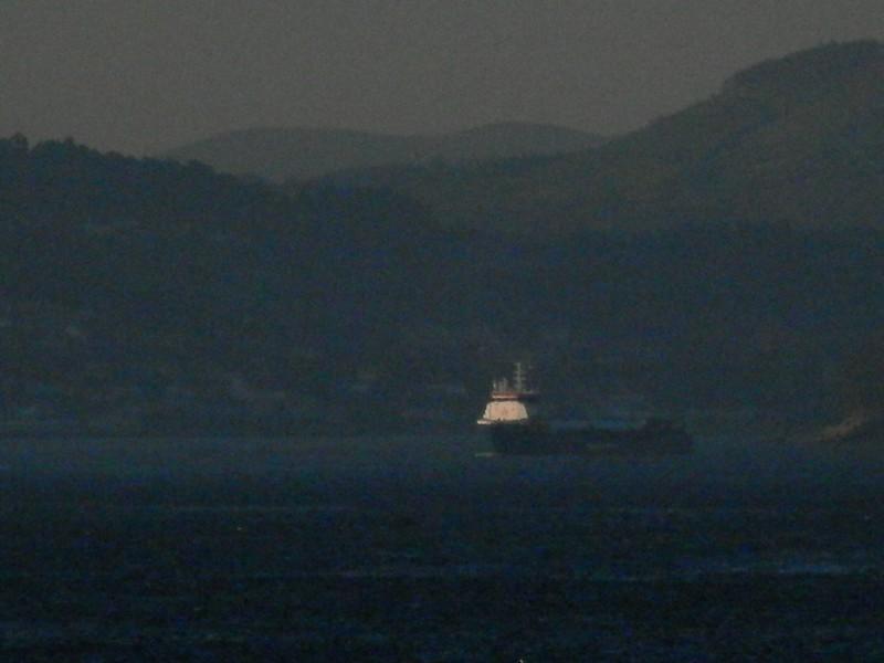 Barco aquella tarde
