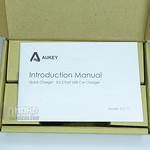 AUKEY USB Car Charger CC-T7 4