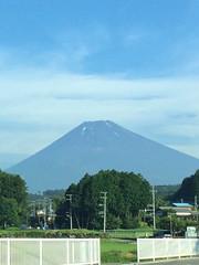 Mt.Fuji 富士山 7/7/2016