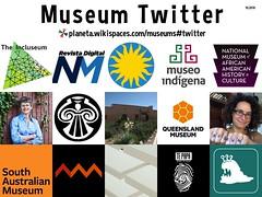 Museum Twitter 10.2016