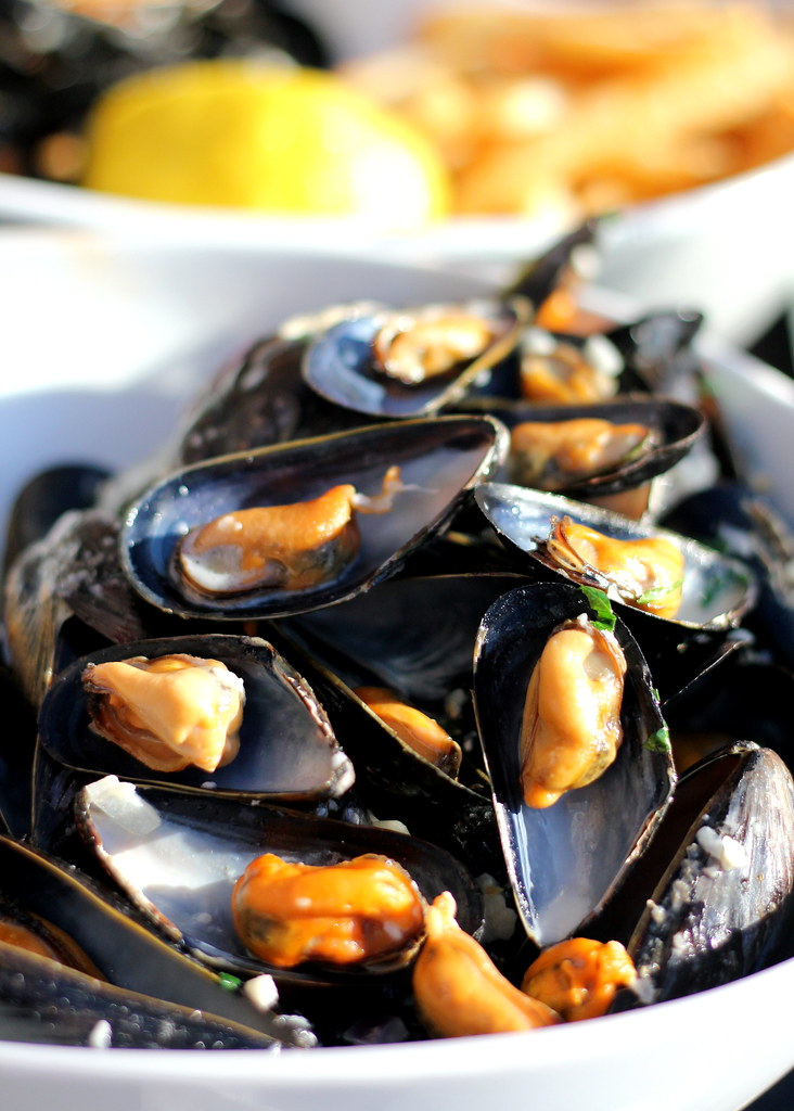 bergen-harbour-cafe-mussels