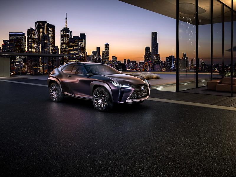 Фото Lexus UX