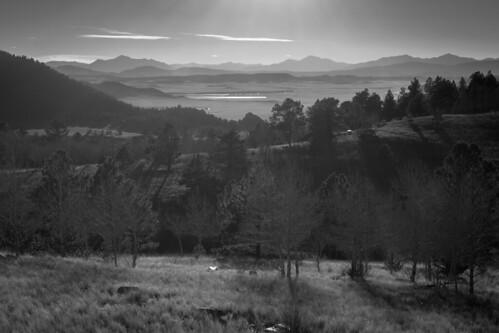colorado nikon nikond5300 wilkersonpass mountains sunset gradient lanscape
