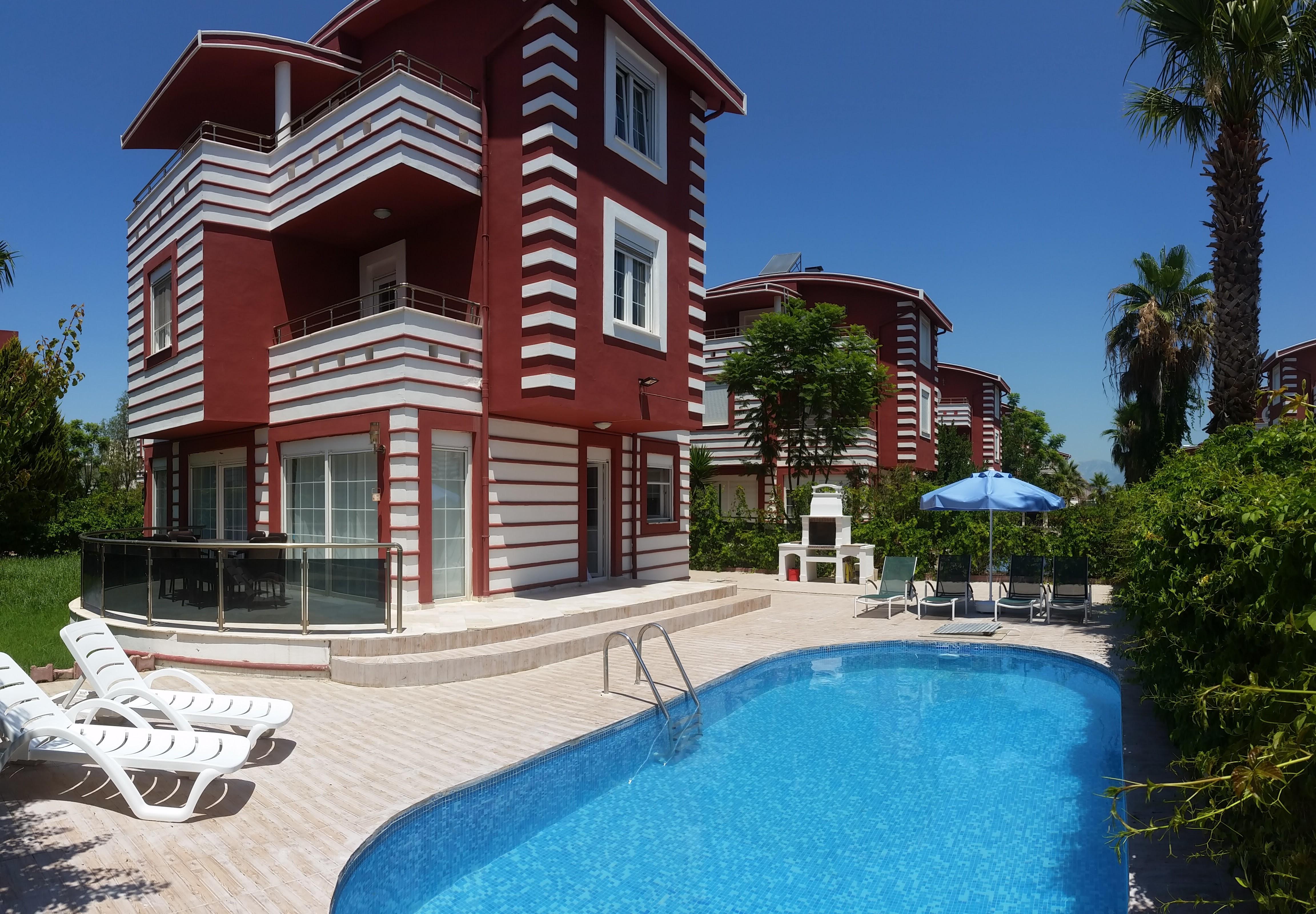 Belek, Serik/Antalya, Türkiye kiralık villa , kiralık yazlık, yazlık villa - 8527