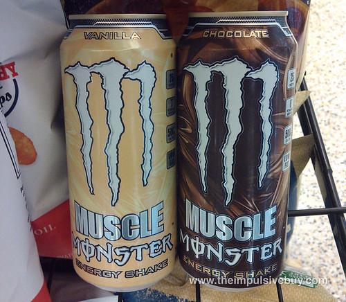 Monster Muscle Energy Shake