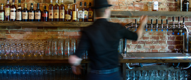 Black Whiskey 14th St Opening DC May 08