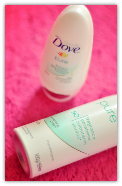 Dove Pure Anti-Perspirant Deodorant