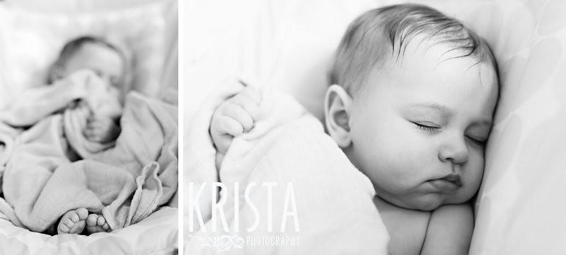 Baby boy four month portrait session