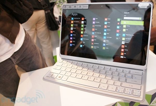 Планшет Acer Aspire P3
