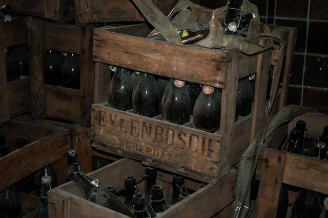 Eylenbosch crates dated 1960