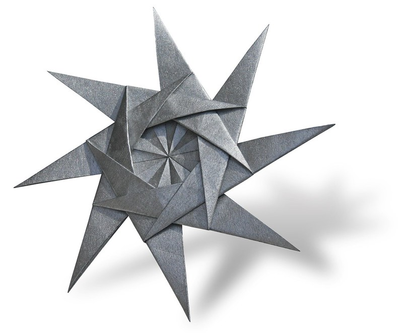 8-Pointed Throwing Star (Evan Zodl)