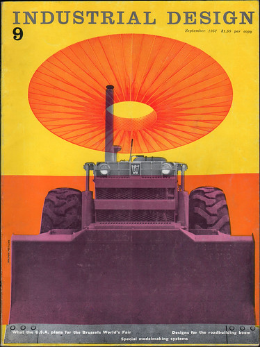Industrial Design magazine September 1957
