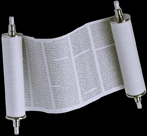 Bible Scroll Torah Moses