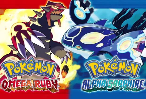 Pokémon Alpha Sapphire & Omega Ruby tại nShop