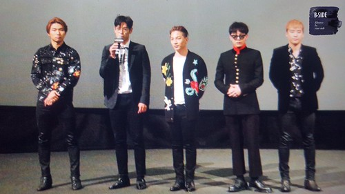 Big Bang - Movie Talk Event - 28jun2016 - BB_side - 07