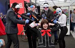 The Clown Gang Strikes Again