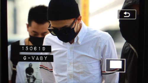 Big Bang - Incheon Airport - 19jun2015 - G_Vaby - 03