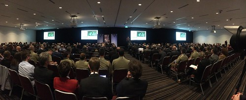 ADF Chief of Army Lieutenant General Angus Campbell opening address at Land Forces Conference 2016