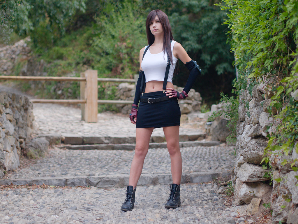 related image - Shooting Tifa Lockhart - Final Fantasy - Gorges de l'Hérault - 2016-08-17- P1520612