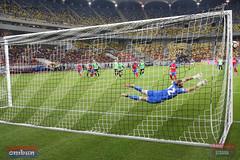 Steaua-Gaz Metan, 0-1