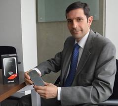 Ricardo Triana, Huawei
