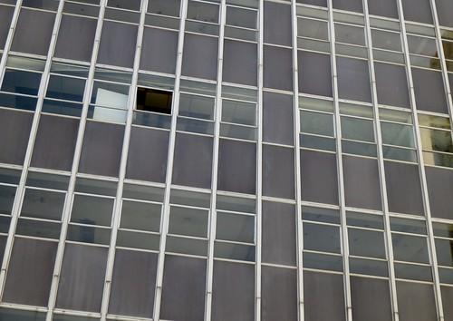 Wall of Windows by joespake