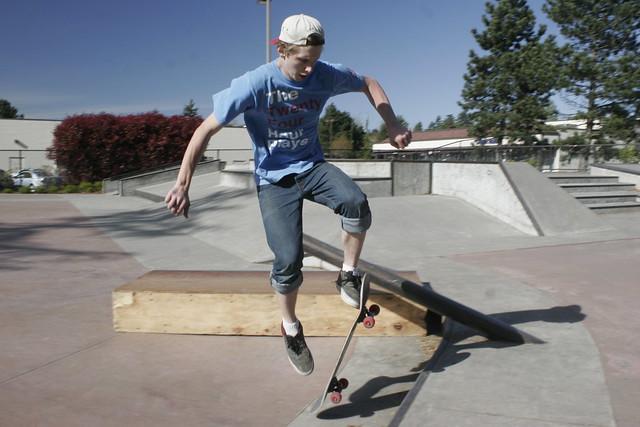 Bellevue Skate Plaza
