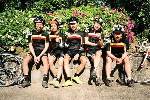 Rapha Gentlemen's Race Kyoto