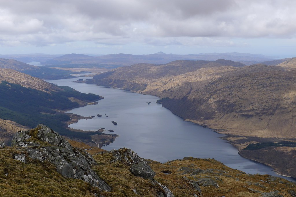 Foot of Loch Shiel