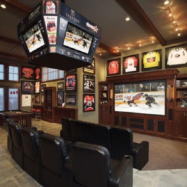 Man Cave: Atlanta Living...Amazing Man Cave, Tag Someone That Would