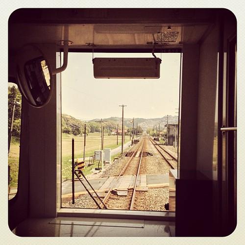世界の車窓から (JR西日本 美祢線 厚狭発 長門行)