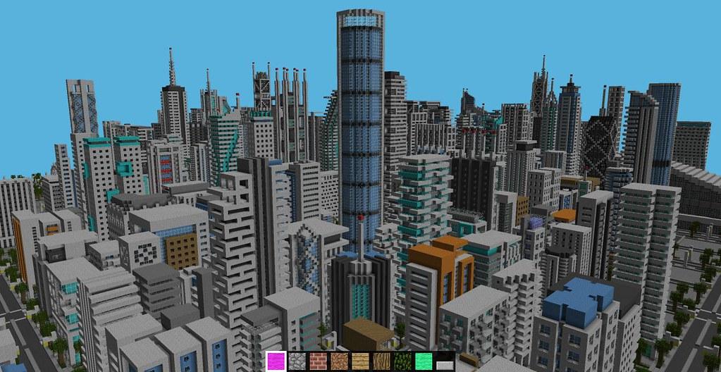 Minecraft SkyscraperPage Forum