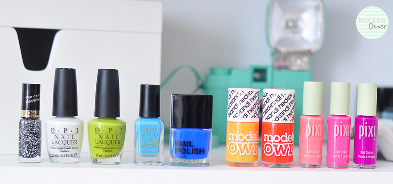 summer 2013 nail polish picks choices favourites rottenotter rotten otter blog 3