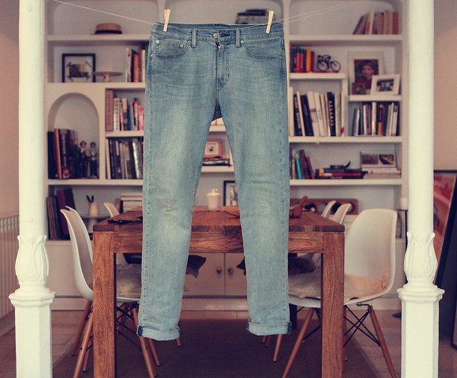 MANLUL 6: DIY. Deconstructing denim