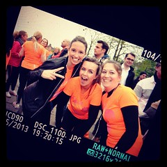 First 10KM is a fact! #nike #weownthenight