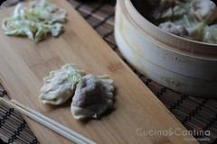 homemade chinese dumpling