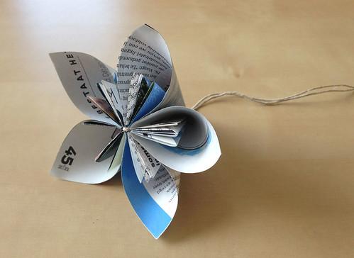PaperFlower by Mr.&Mrs.Gray
