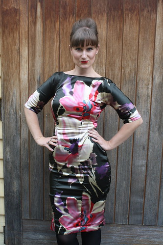 Gertie's Wiggle Dress 1