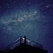 Aaron and the stars by Bo Hakala