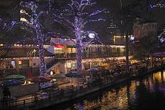 The River Walk - San Antonio, Tx