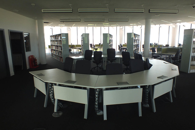 RGU Library 2nd June 2013