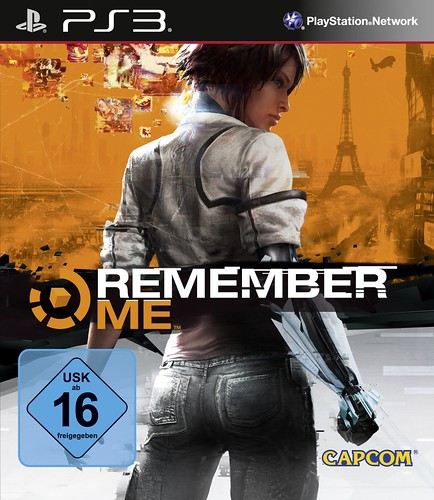 Remember Me PlayStation 3