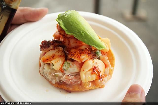 La Guerrerense - Seafood Toscada