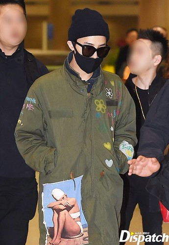 GD arriving Seoul from Fuzhou Press Pics 2015-03-29 002
