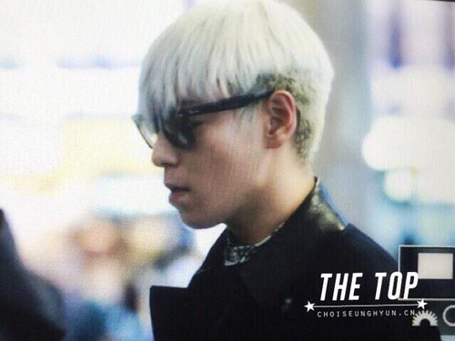 Big Bang - Gimpo Airport - 15jan2015 - TOP - The TOP - 04