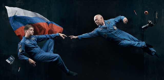 exdigecko - La creazione di un cosmonauta